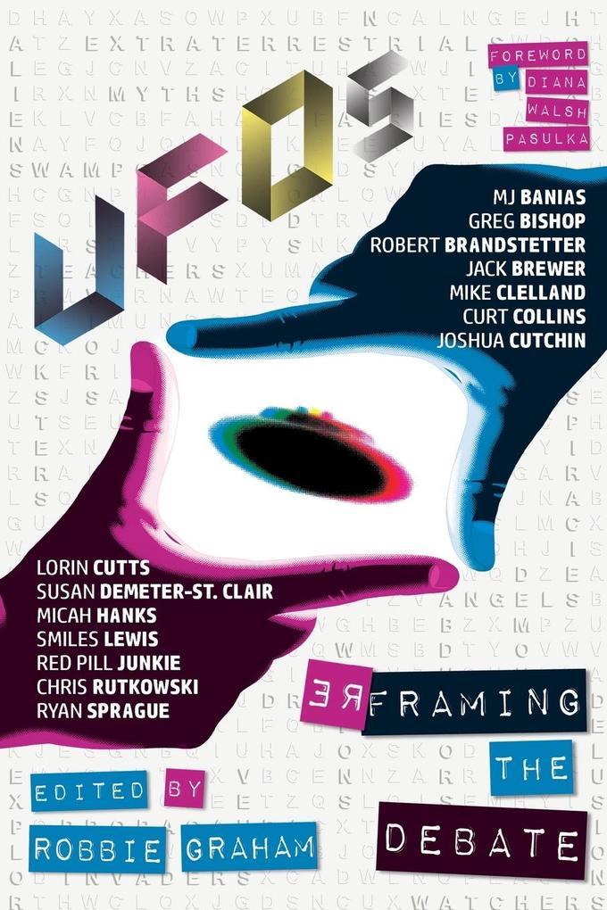 UFOs als Buch von Robbie Graham