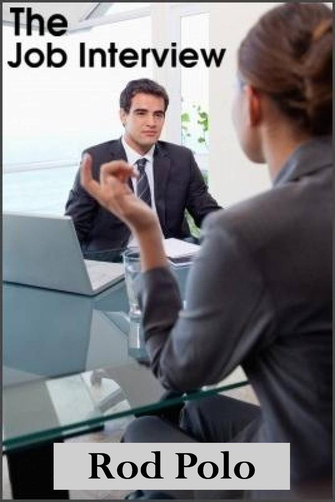 The Job Interview als eBook Download von Rod Polo