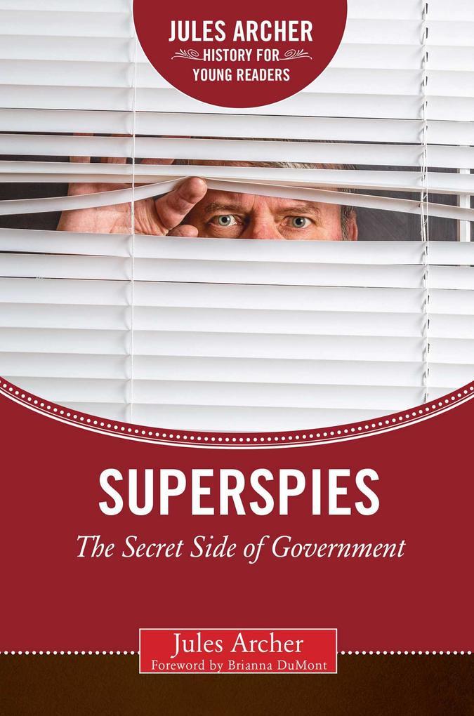 Superspies als eBook Download von Jules Archer
