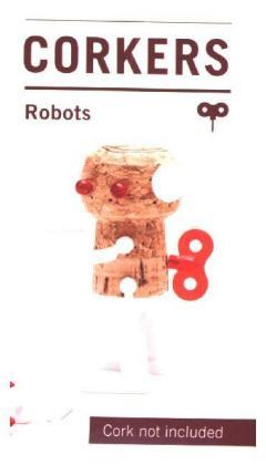 Korkendeko - Corkers Robots - Bella