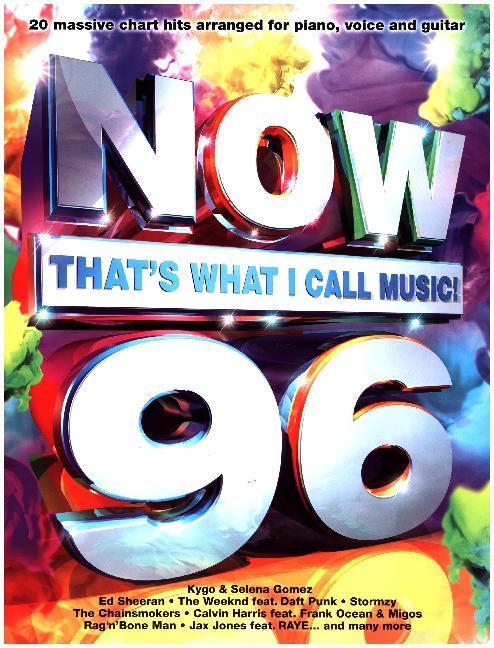 Now That´s What I Call Music 96 als Buch von