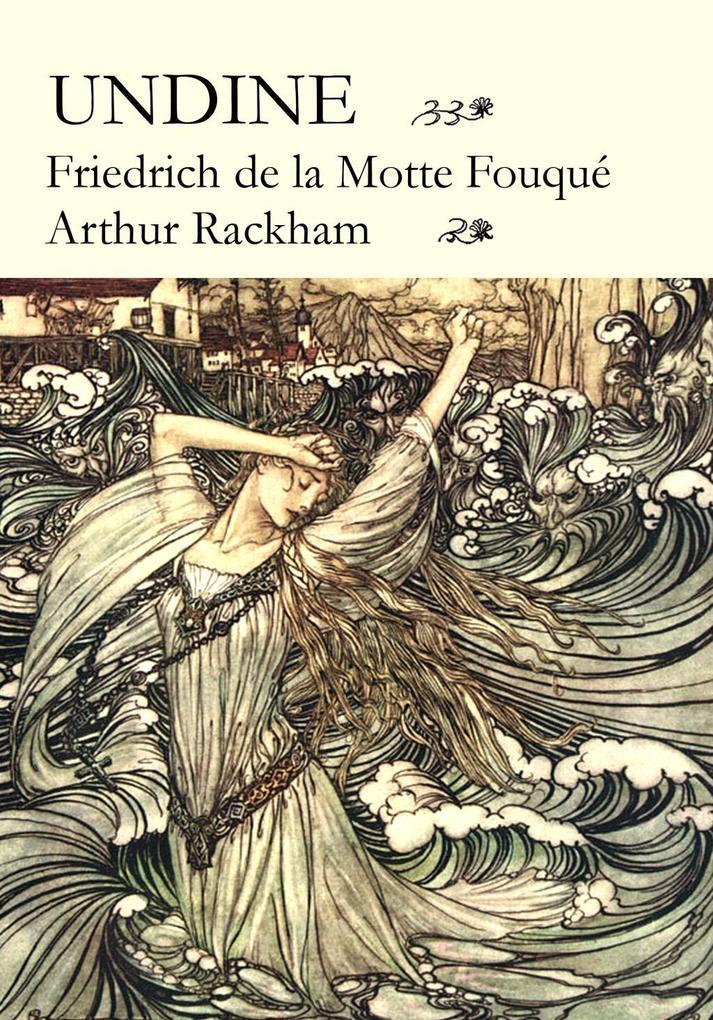 Undine als Taschenbuch von Friedrich de la Mott...