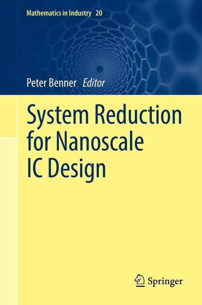 System Reduction for Nanoscale IC Design als eBook Download von