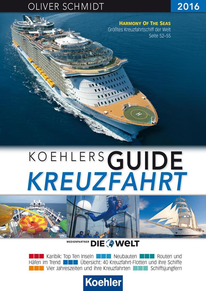 Koehlers Guide Kreuzfahrt 2016 als eBook Downlo...