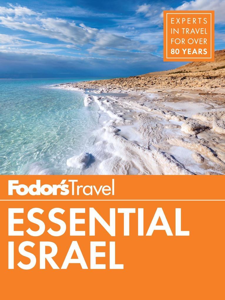 Fodor´s Essential Israel als eBook Download von...