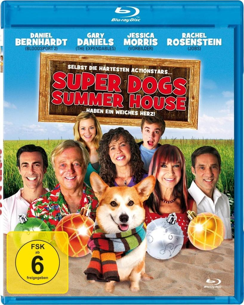Super Dogs Summer House