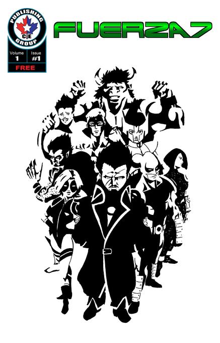 Fuerza 7 #1.1 als eBook Download von