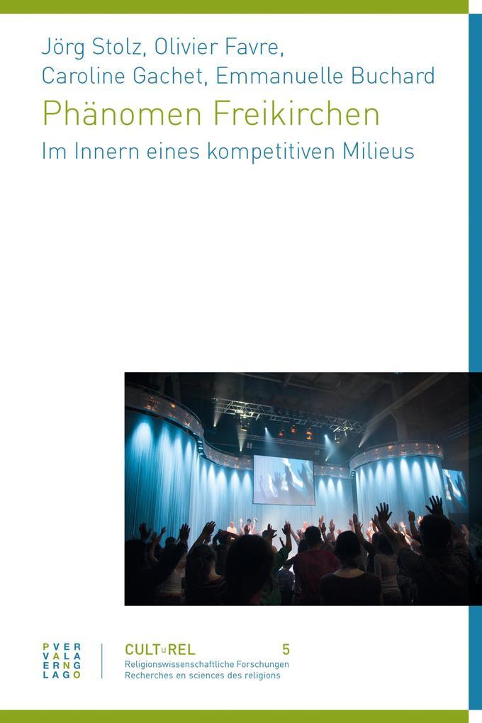 Phänomen Freikirchen als eBook Download von