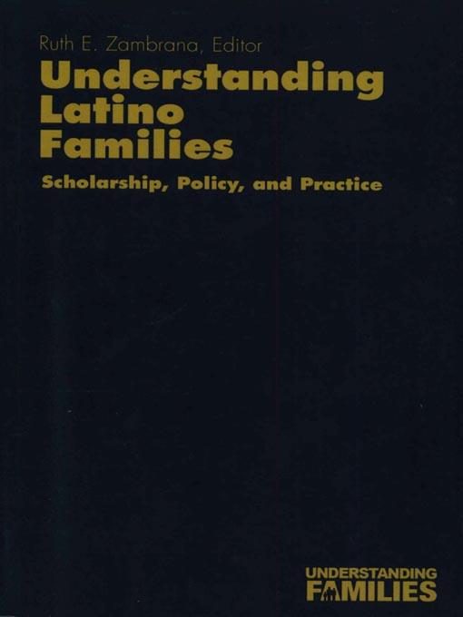 Understanding Latino Families als eBook Downloa...