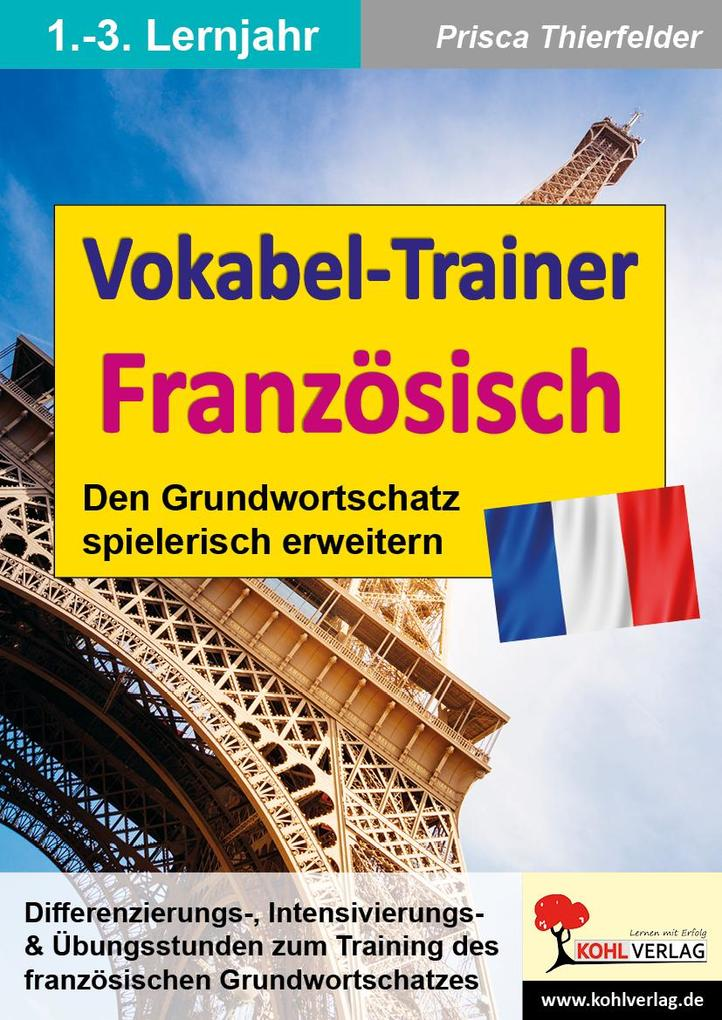 Vokabel-Trainer Französisch als eBook Download ...