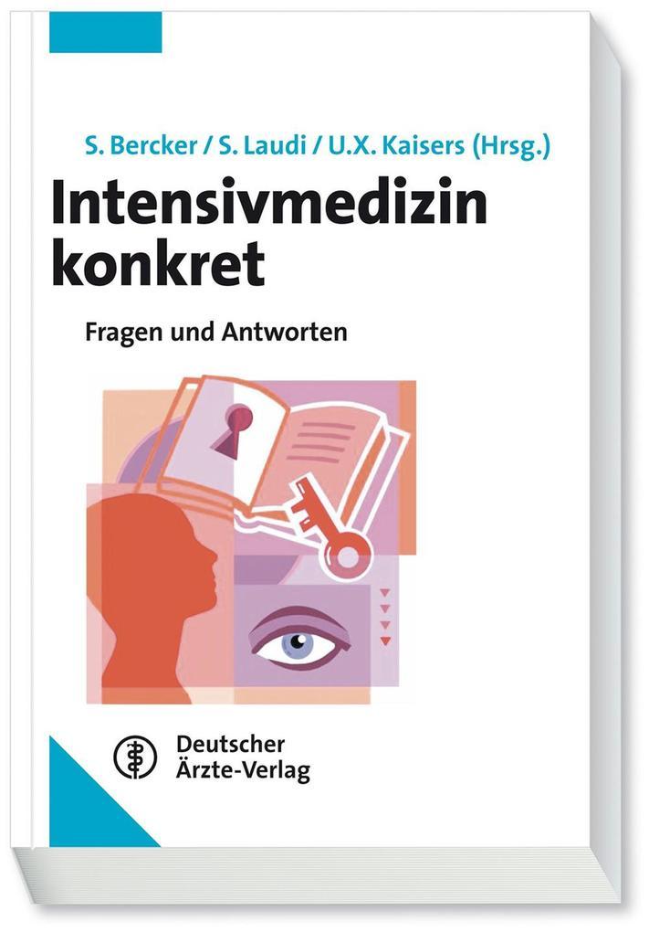 Intensivmedizin konkret als eBook Download von