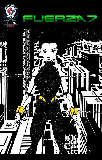 Fuerza 7 #5 als eBook Download von