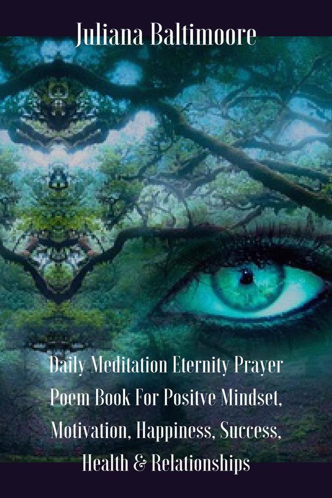 Daily Meditation Eternity Prayer Poem Book For ...