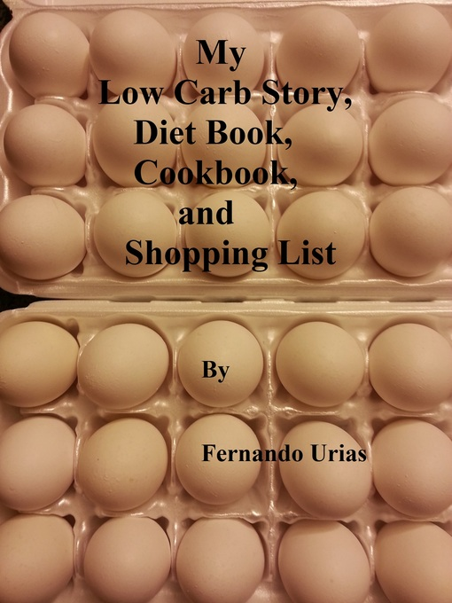 My Low Carb Story, Diet Book, Cookbook and Shop...