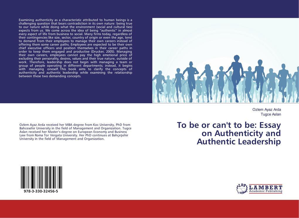 Essay on authentic leadership