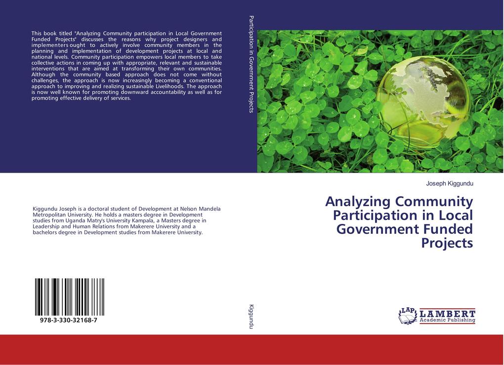 Analyzing Community Participation in Local Gove...