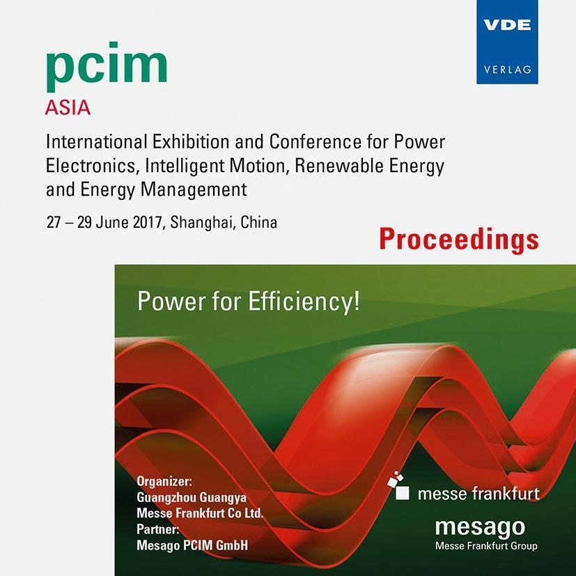 PCIM Asia 2017