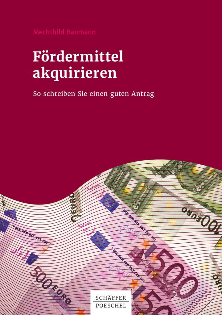 Vorschaubild von Fördermittel akquirieren als eBook Download von Mechthild Baumann
