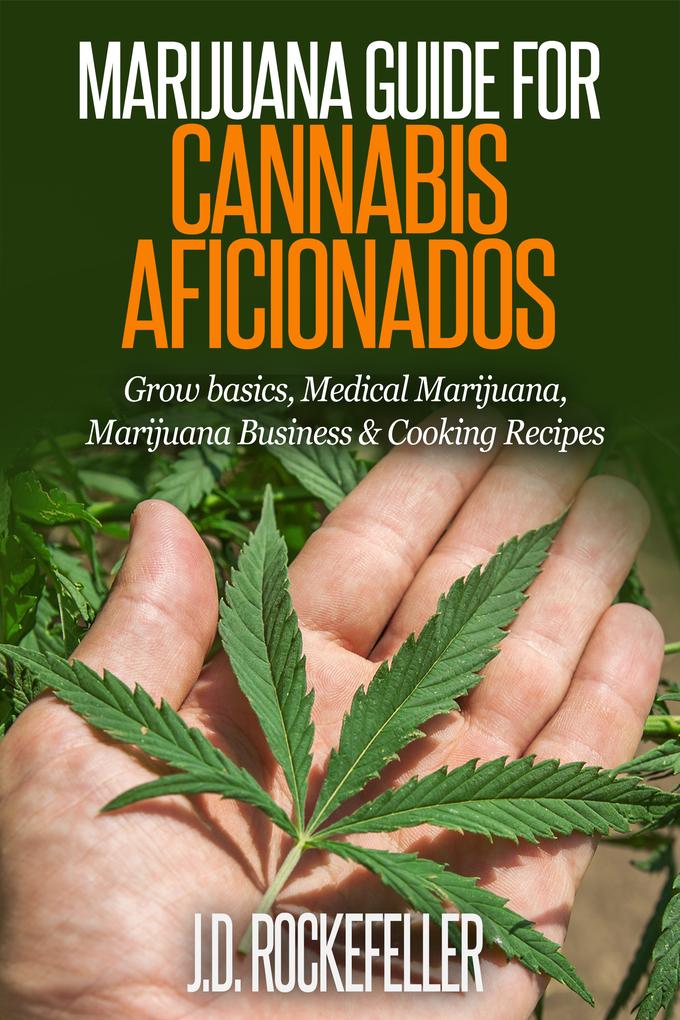 Marijuana Guide for Cannabis Aficionados als eB...