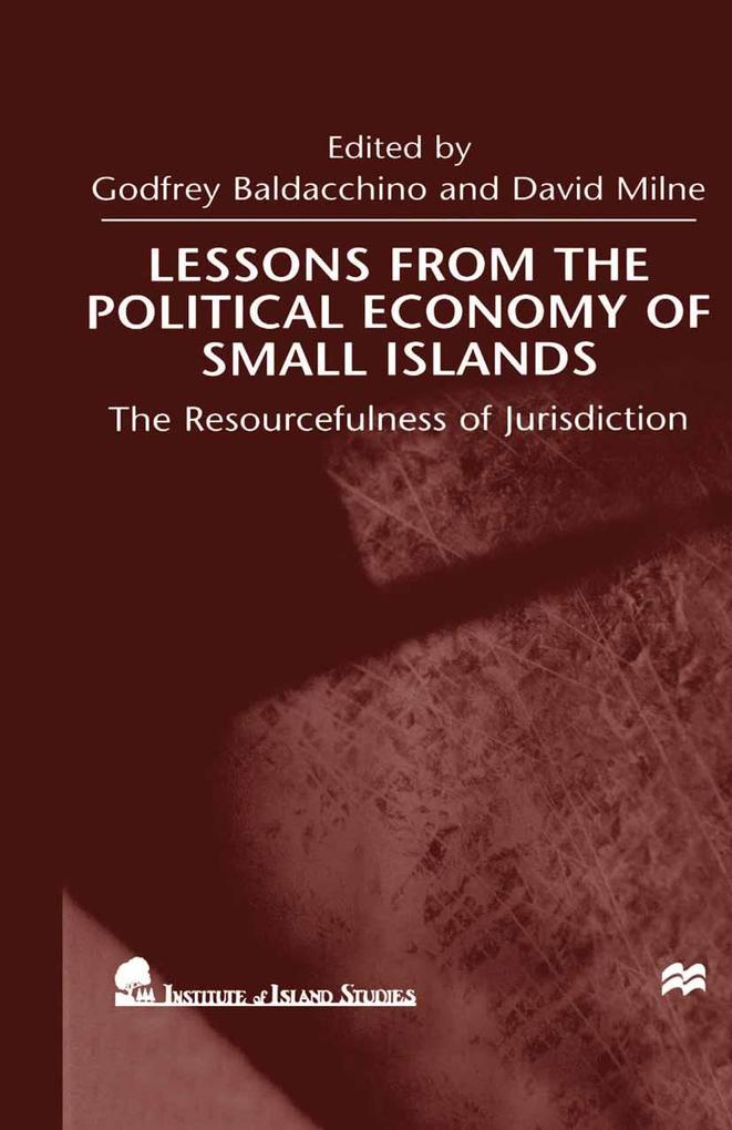 Lessons From the Political Economy of Small Isl...