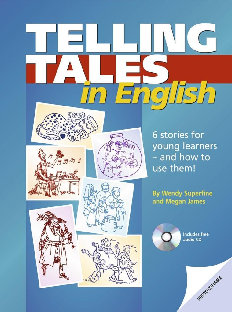 Telling Tales in English. Book with photocopiab...