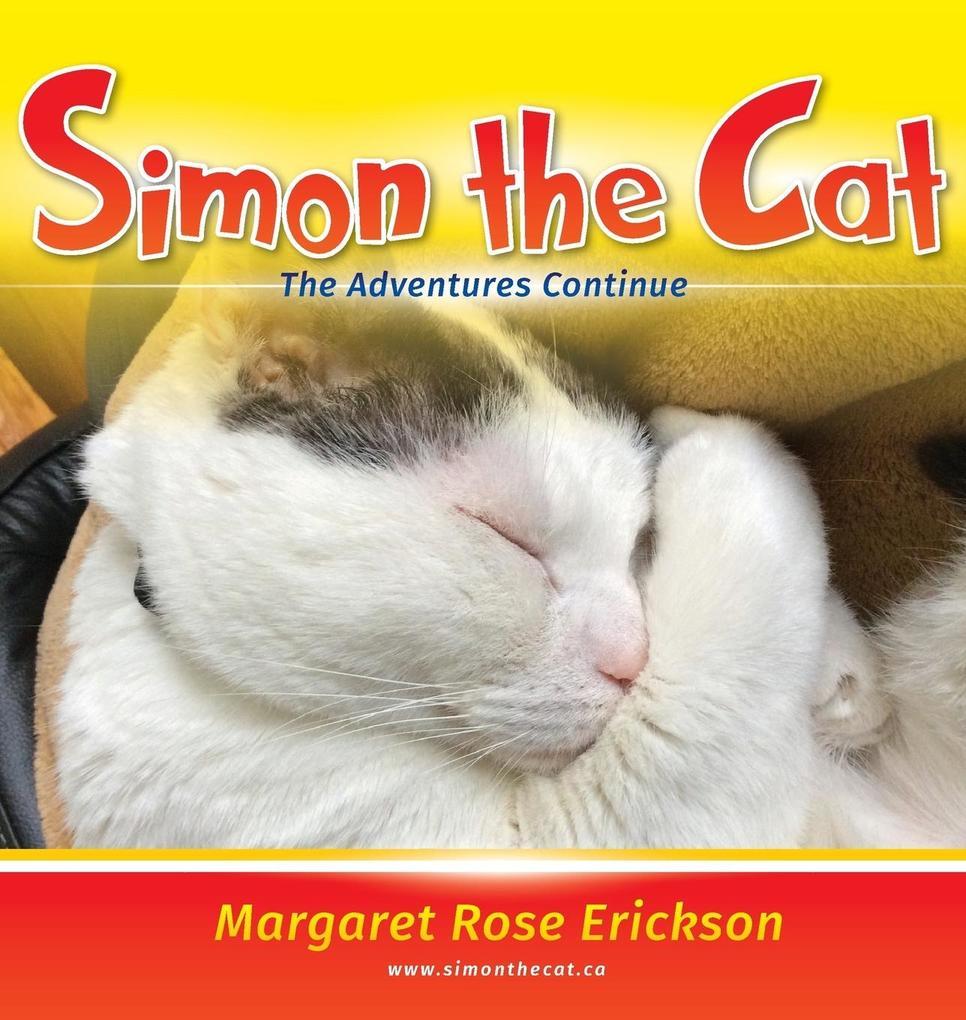 Simon the Cat als Buch von Margaret Rose Erickson