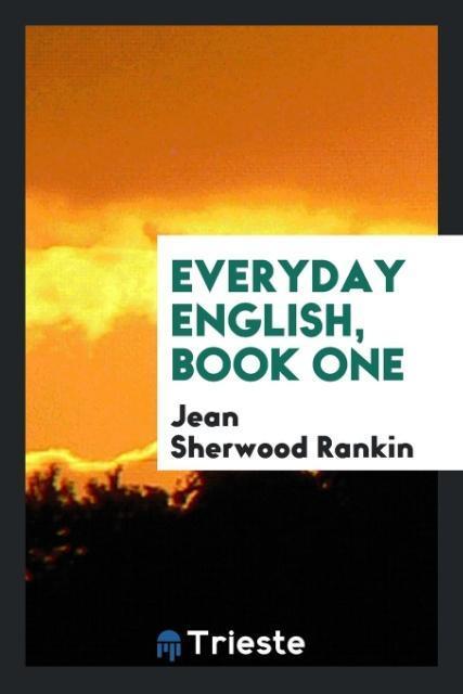 Everyday English, book one als Taschenbuch von ...