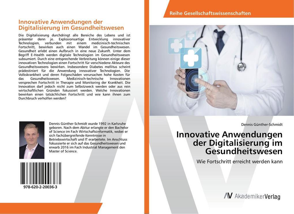 Innovative Anwendungen der Digitalisierung im G...
