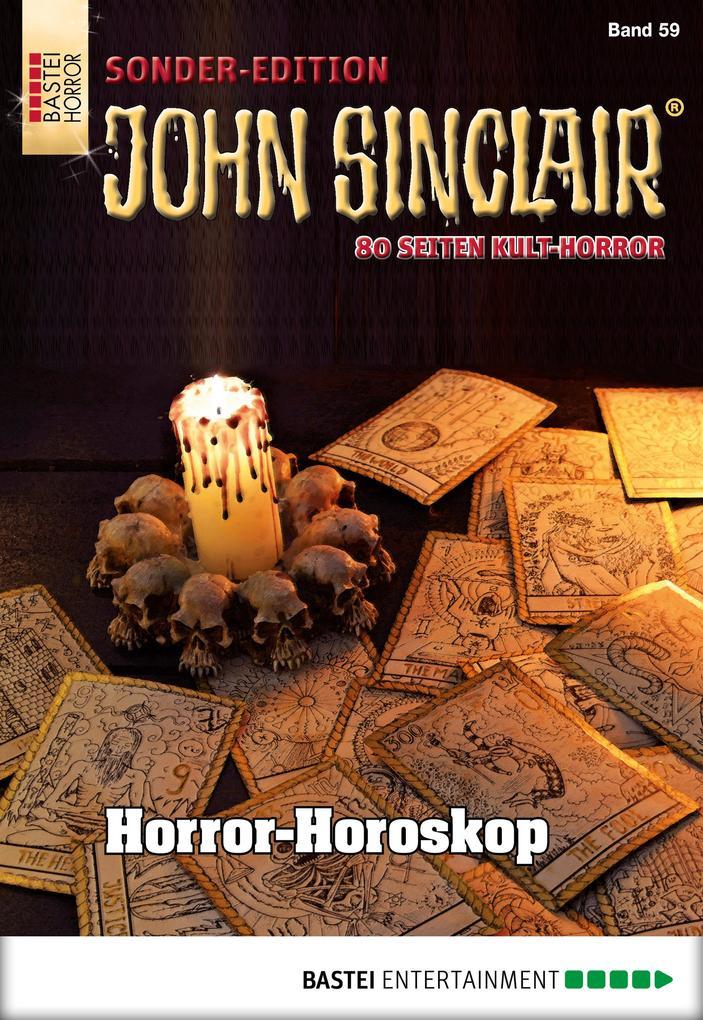 John Sinclair Sonder-Edition - Folge 059 als eB...
