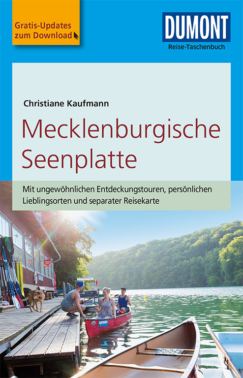 DuMont Reise-Taschenbuch Reiseführer Mecklenbur...