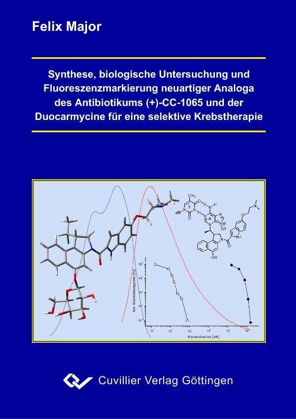 Synthese, biologische Untersuchunge und Fluores...
