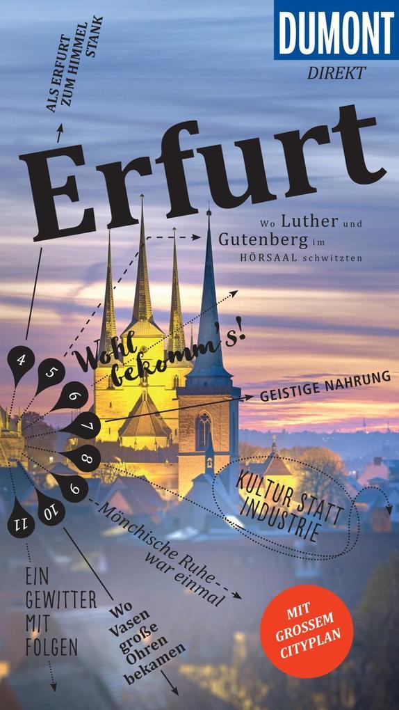 DuMont direkt Reiseführer Erfurt als eBook Down...