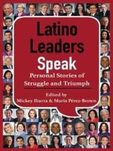 Latino Leaders Speak als eBook Download von