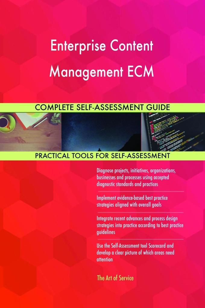 Enterprise Content Management ECM Complete Self...