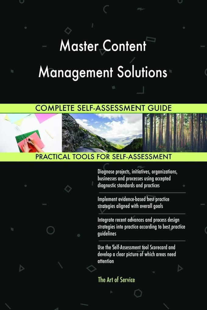 Master Content Management Solutions Complete Se...