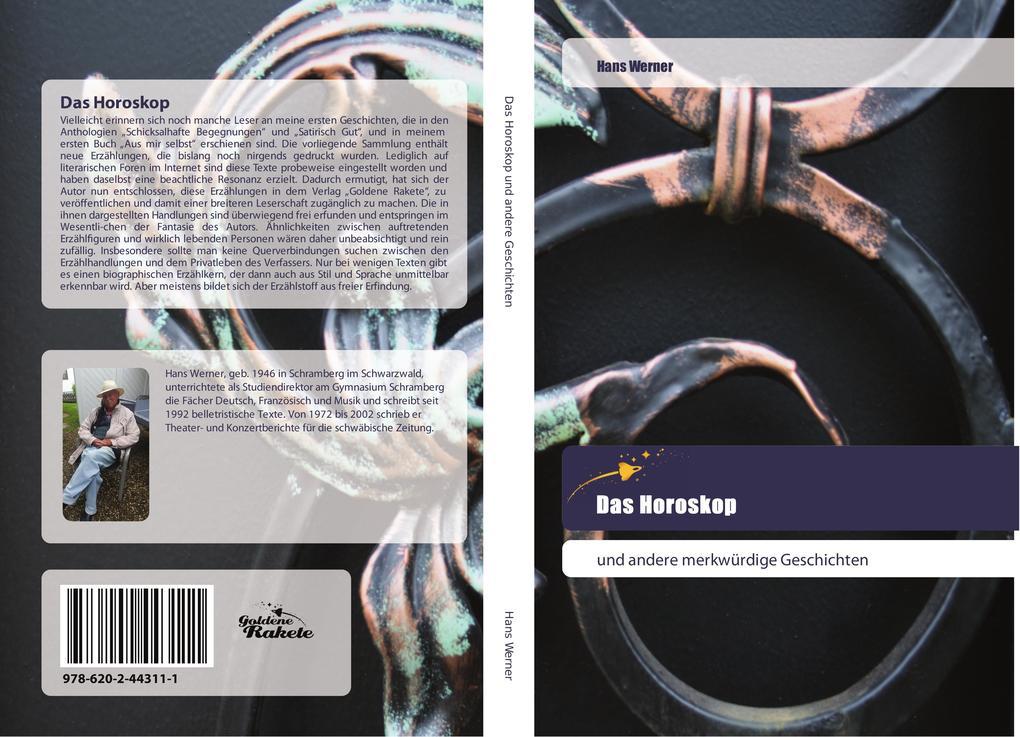 Das Horoskop als Buch von Hans Werner