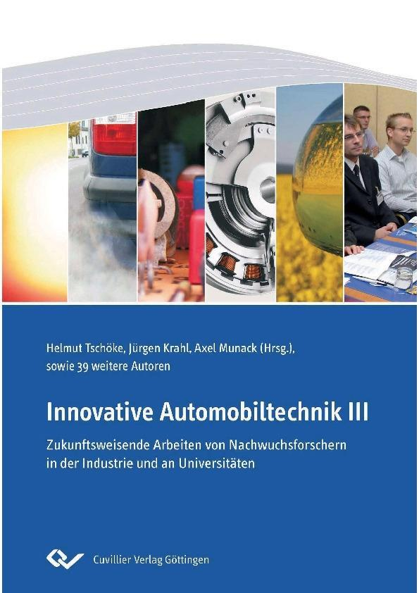 Innovative Automobiltechnik III als eBook Downl...