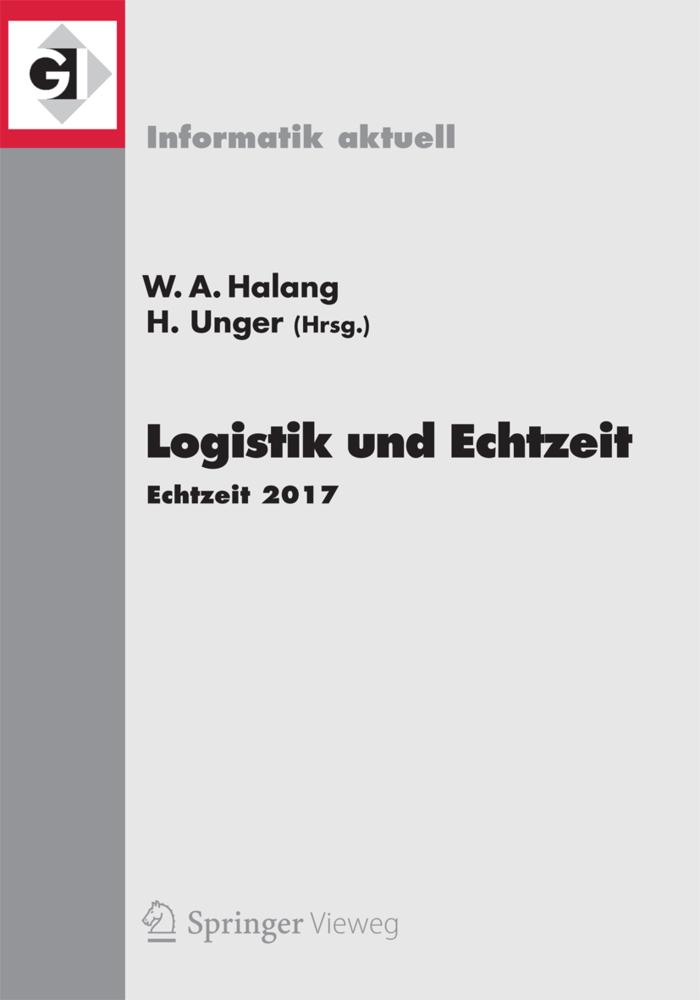 Logistik und Echtzeit als Buch von
