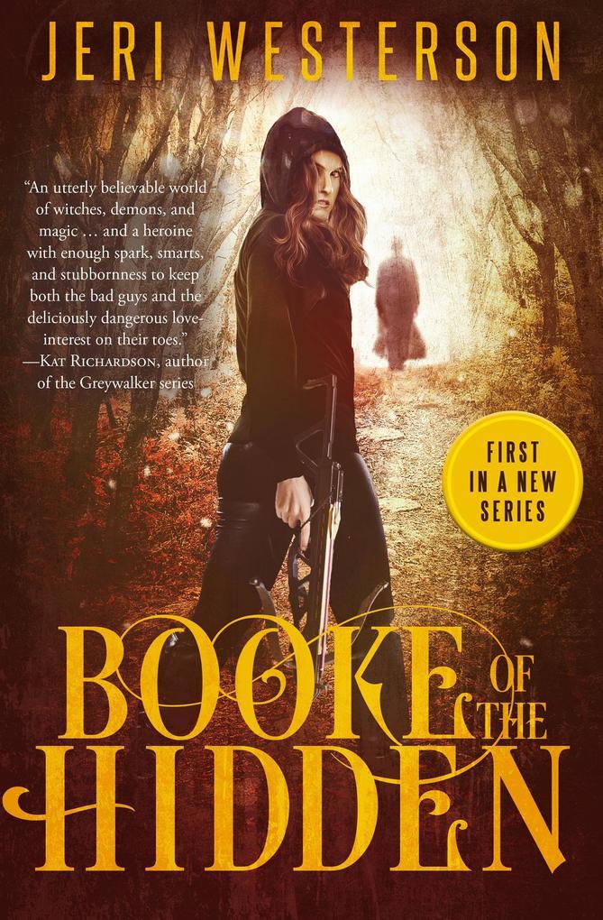 Booke of the Hidden als eBook Download von Jeri...