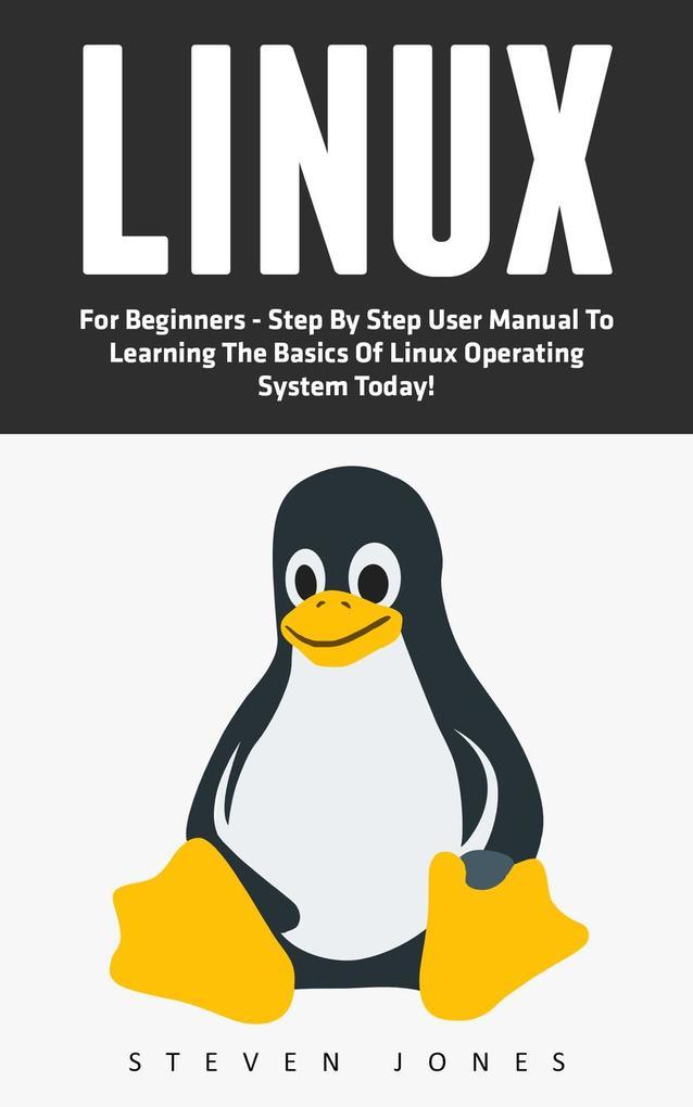 Linux als eBook Download von Steven Jones