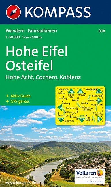 Hohe Eifel - Osteifel als Buch von