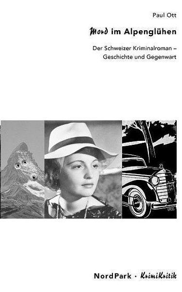 Mord im Alpenglühen als Buch von Paul Ott
