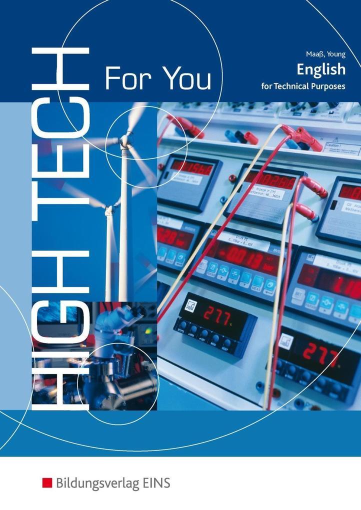 High Tech 4 U. Lehrbuch als Buch von Gabriela M...