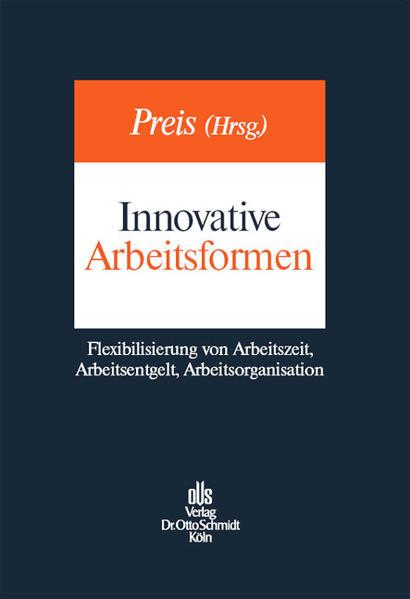 Innovative Arbeitsformen als Buch von Svenja De...