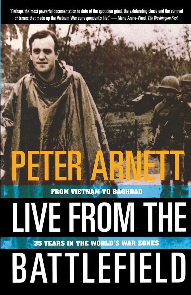Live from the Battlefield als Taschenbuch von P...