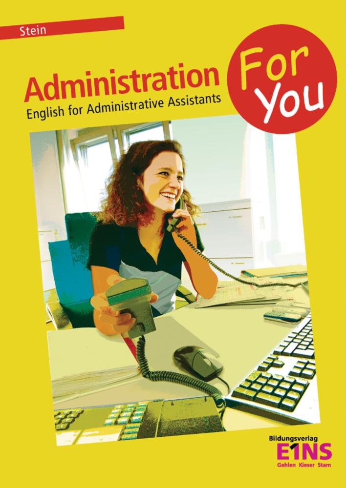 Administration 4 U. Lehrbuch als Buch von Marie...