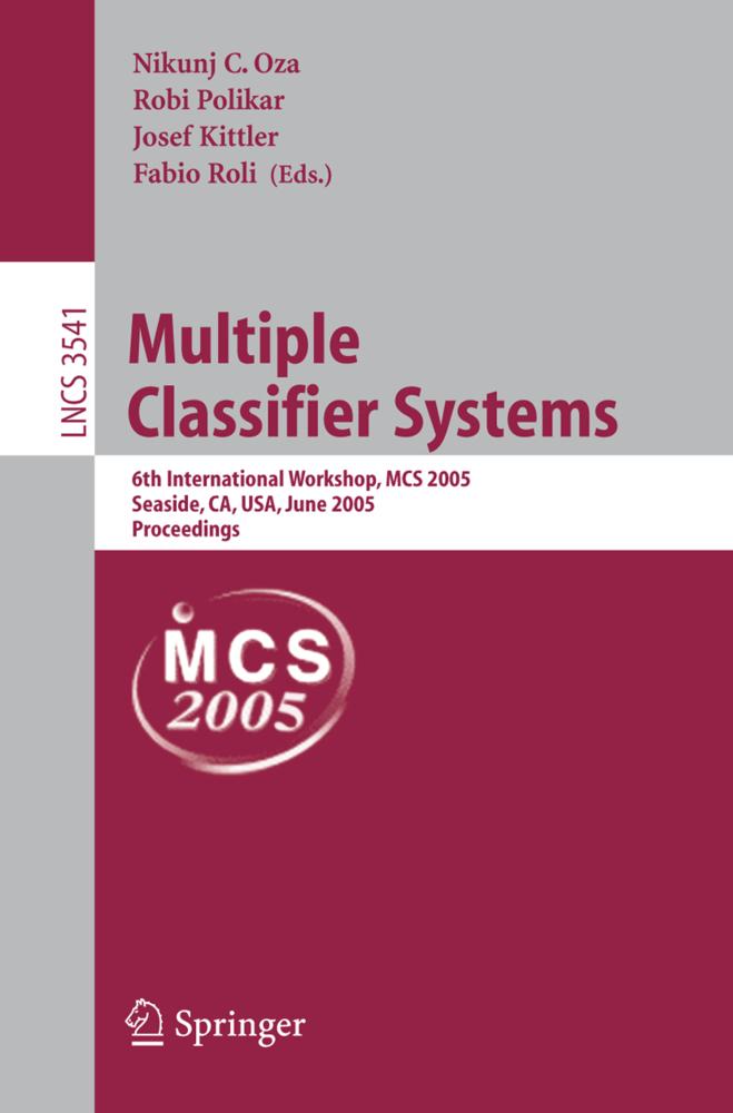 Multiple Classifier Systems als Buch von