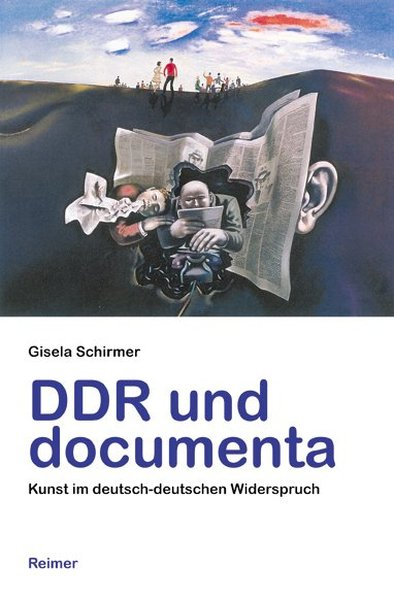 DDR und documenta als Buch von Gisela Schirmer