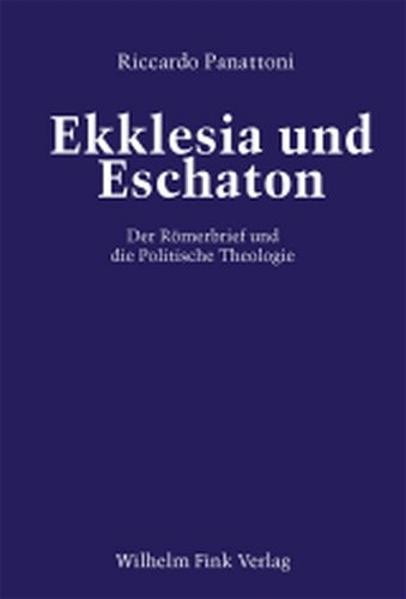 Ekklesia und Eschaton als Buch von Riccardo Pan...