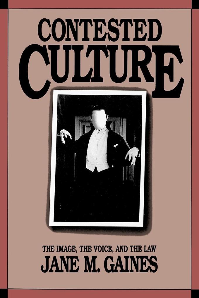 Contested Culture als Taschenbuch von Jane M. G...